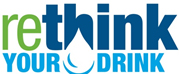 Rethink Your Dring Logo
